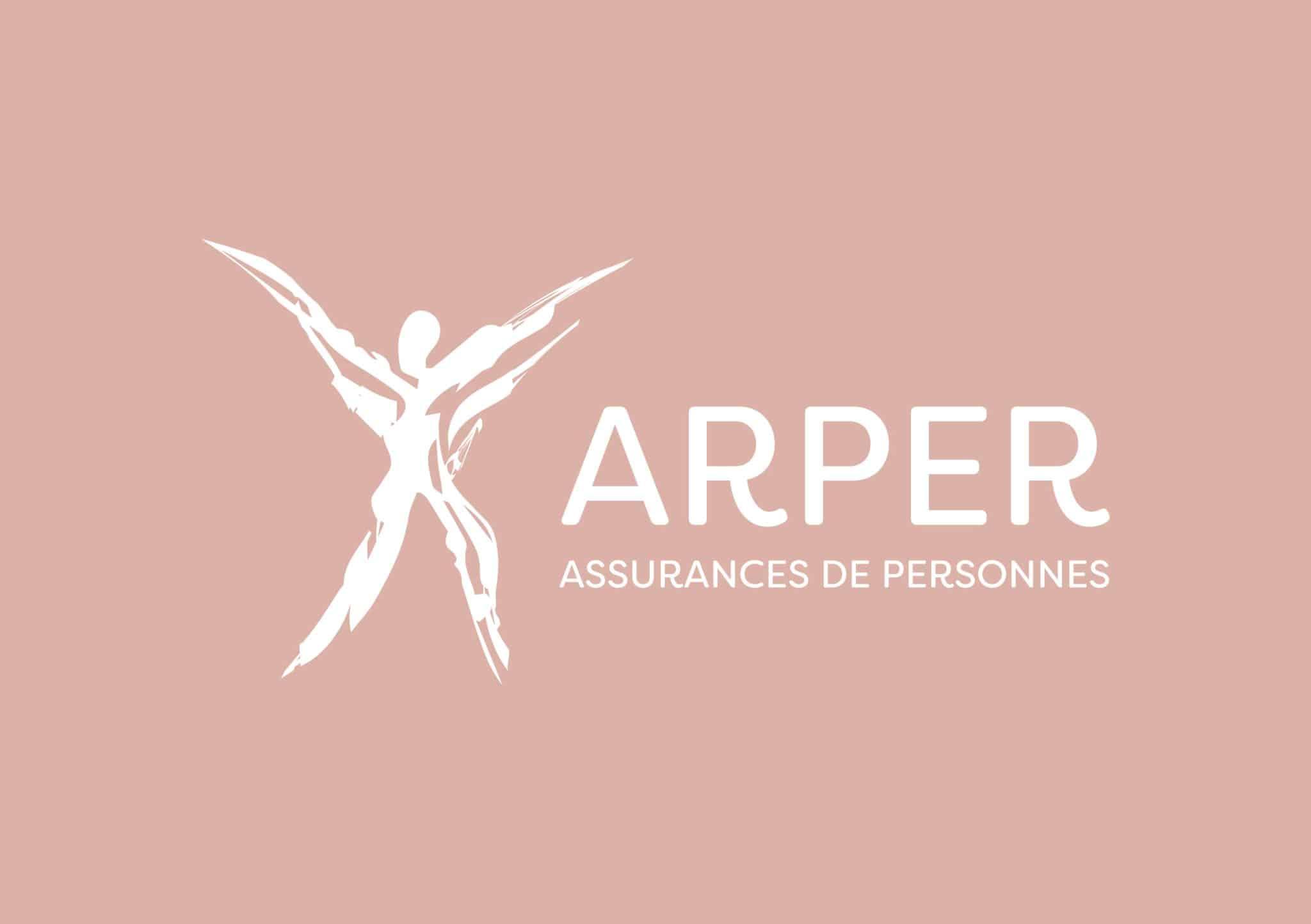 Le logo d'Arper